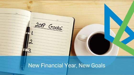 New Financial Year, New Goals